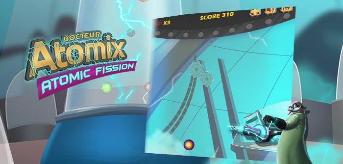 Docteur Atomix veut faire exploser les compteurs !