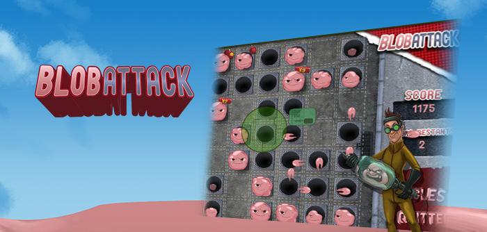 Arrêtez l'invasion des Blobs, armé de vos neurones !