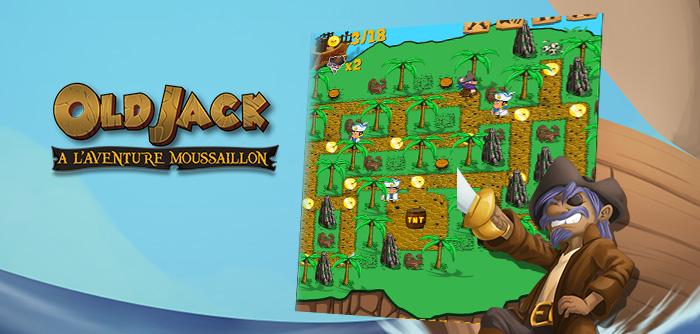 OldJack repart dans une nouvelle quête ! Mais cette fois-ci, la réussite n'est pas garanti !